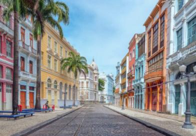 Rua Bom Jesus, em Recife (PE), é eleita a 3ª mais bonita do mundo!