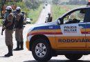 Homem com identidade falsa é preso pela polícia na BR-364