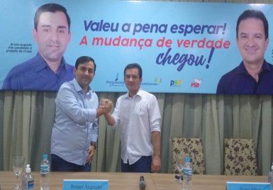 Bruno vence eleições em Frutal com larga vantagem sobre os demais candidatos