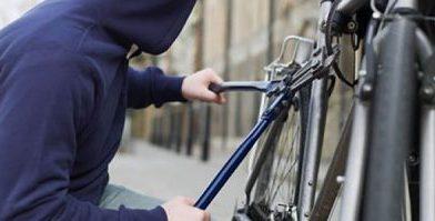 Fronteira: Autor de furto a bicicleta é preso em flagrante