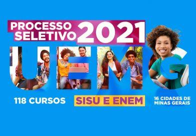 UEMG 2021: Inscrições para novos alunos vai até dia 26