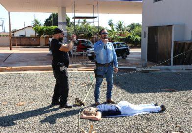 Colômbia (SP): Polícia Civil realiza reconstituição do feminicidio de Francislady