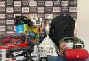 Ladrões furtam R$10 mil em produtos de loja na avenida Brasília