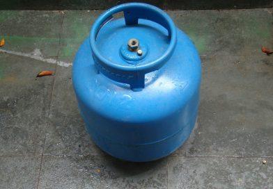 Ladrão furta botijões de gás em depósito no Jardim do Bosque